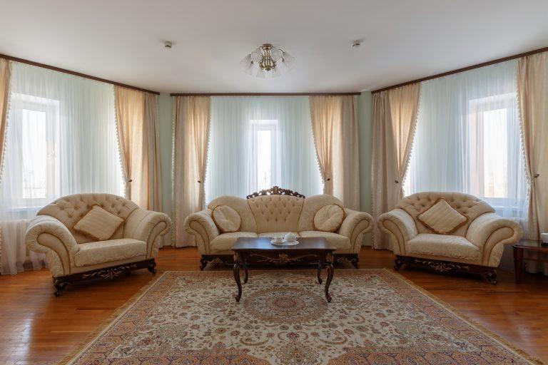 VIP-люкс 3х комнатный