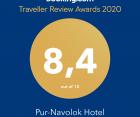Мы получили награду Booking.com